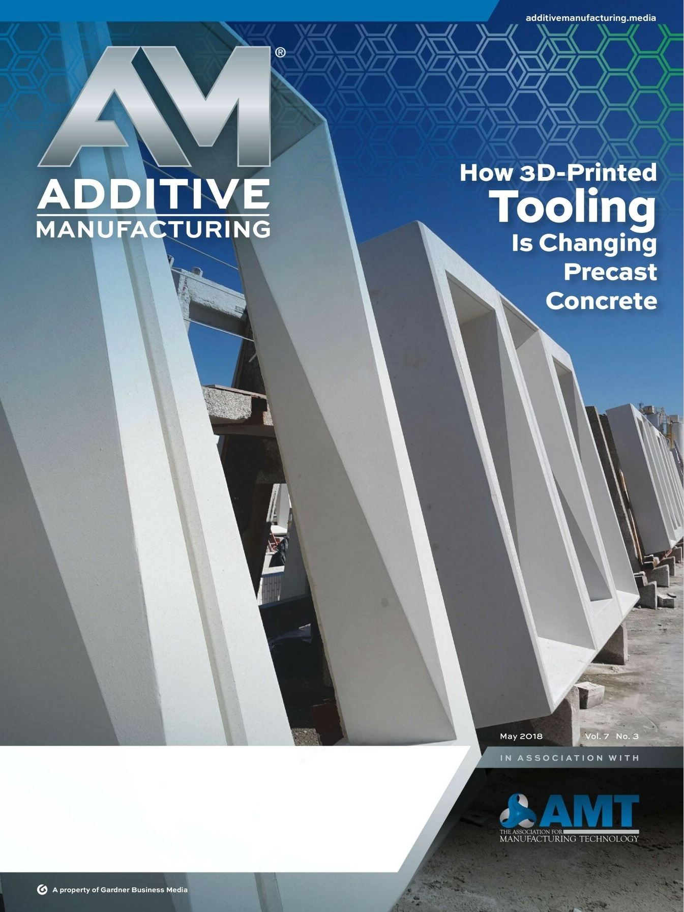 Additive Manufacturing: Precast Concrete, Meet 3D Printing