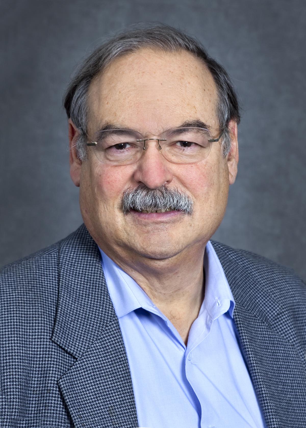 Portrait of Mark Levine