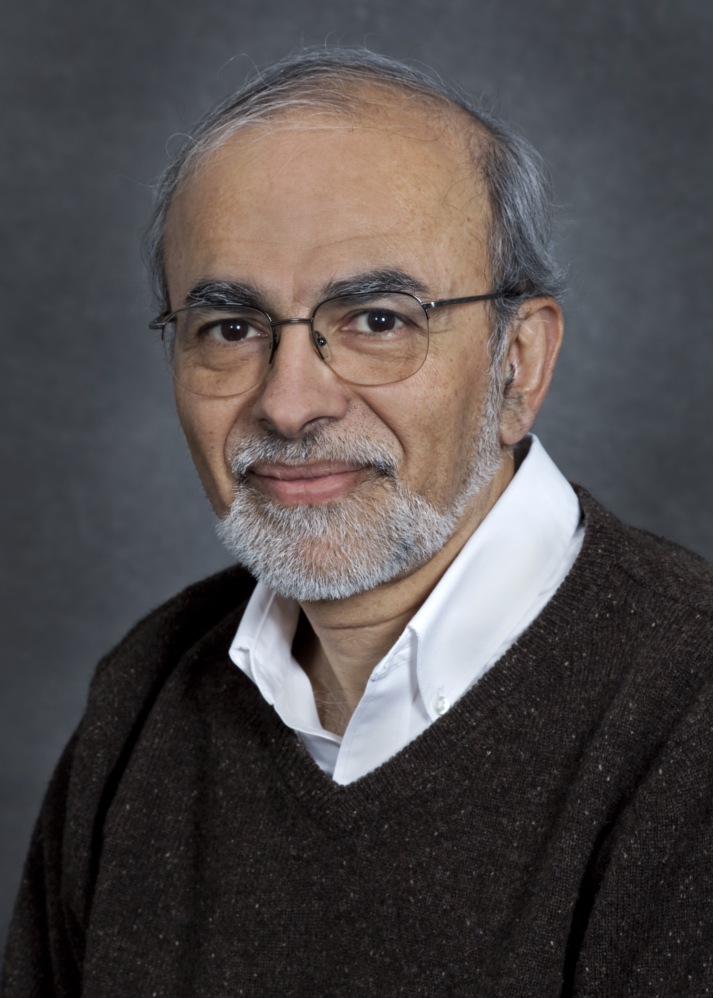 Portrait of Berkeley Lab senior scientist Jayant Sathaye