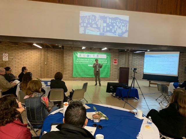 Presentation in Sonora